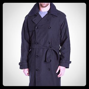 London Fog Iconic Men's Trench Coat